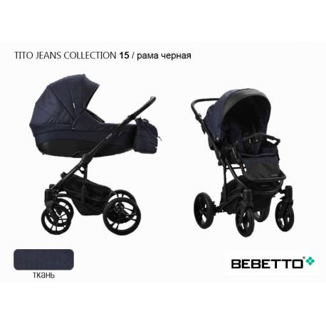 Bebetto Tito Jeans Collection