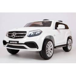 Электромобиль BARTY Mercedes-Benz AMG GLS63 ПОЛНЫЙ ПРИВОД!!
